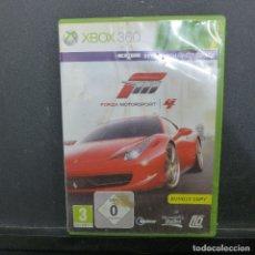 Videojuegos y Consolas: JUEGO PARA XBOX 360 FORZA MOTORSPORT 4. Lote 179153800
