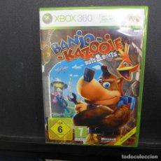 Videojuegos y Consolas: JUEGO PARA XBOX 360 BANJO KAZOOIE. Lote 179164161