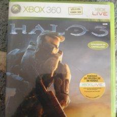 Videojuegos y Consolas: HALO 3 XBOX 360. Lote 179240940