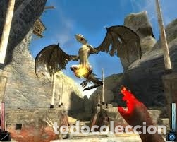 Videojuegos y Consolas: LOTE OFERTA JUEGO XBOX 360 - DARK MESSIAH - MIGHT AND MAGIC - bueno y con su manual - Foto 3 - 180079640