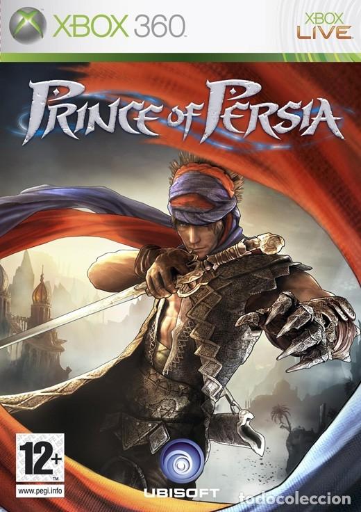 LOTE OFERTA JUEGO XBOX 360 - PRINCE OF PERSIA - MUY NUEVO Y CON SU MANUAL (Juguetes - Videojuegos y Consolas - Microsoft - Xbox 360)