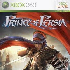 Videojuegos y Consolas: LOTE OFERTA JUEGO XBOX 360 - PRINCE OF PERSIA - MUY NUEVO Y CON SU MANUAL. Lote 180082922