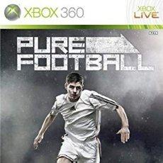 Videojuegos y Consolas: LOTE OFERTA JUEGO XBOX 360 - PURE FOOTBALL - BUENO Y CON SU MANUAL. Lote 180083521