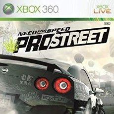 Videojuegos y Consolas: LOTE OFERTA JUEGO XBOX 360 - NEED FOR SPEED PRO STREET - Y CON SU MANUAL. Lote 180085182