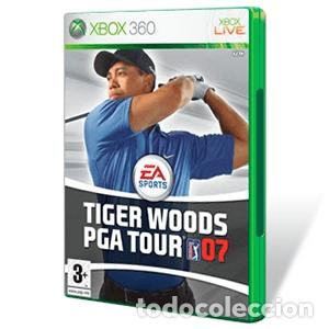 LOTE OFERTA JUEGO XBOX 360 - TIGER WOODS PGA TOUR - Y CON SU MANUAL (Juguetes - Videojuegos y Consolas - Microsoft - Xbox 360)