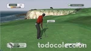Videojuegos y Consolas: LOTE OFERTA JUEGO XBOX 360 - TIGER WOODS PGA TOUR - y con su manual - Foto 2 - 180085857