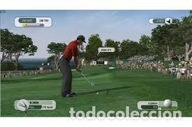 Videojuegos y Consolas: LOTE OFERTA JUEGO XBOX 360 - TIGER WOODS PGA TOUR - y con su manual - Foto 3 - 180085857