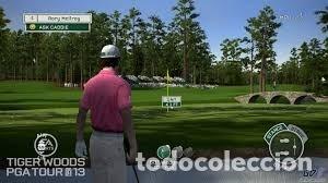 Videojuegos y Consolas: LOTE OFERTA JUEGO XBOX 360 - TIGER WOODS PGA TOUR - y con su manual - Foto 4 - 180085857