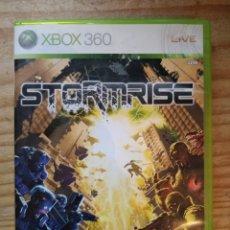 Videojuegos y Consolas: STORMRISE XBOX 360. Lote 180444980