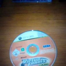 Videojuegos y Consolas: XBOX 360. VIRTUA TENNIS 2009. SOLAMENTE EL DISCO. . Lote 180855991