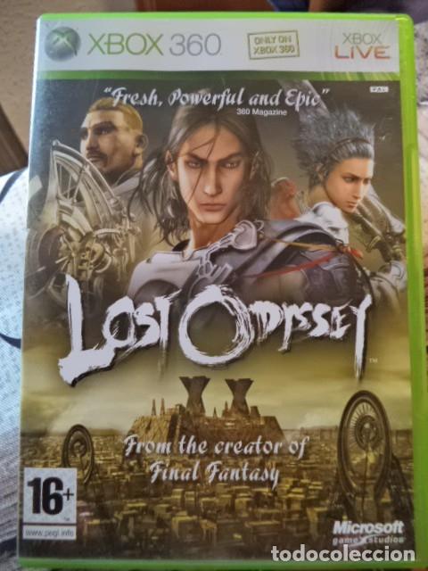 LOST ODYSSEY (Juguetes - Videojuegos y Consolas - Microsoft - Xbox 360)