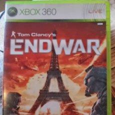 Videojuegos y Consolas: ENDWAR. Lote 181398862