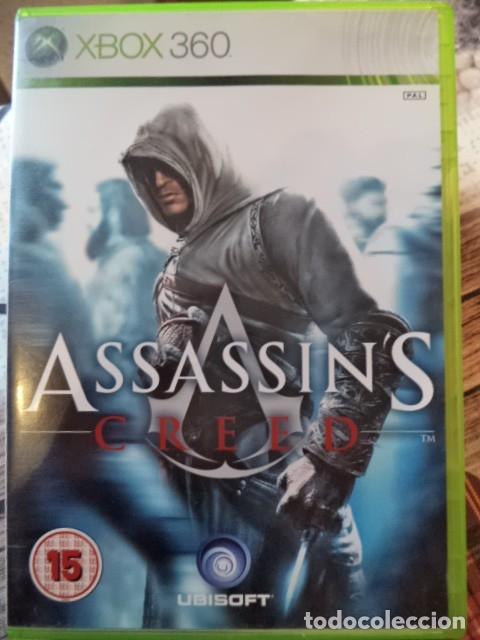 ASSASSINS CREED (Juguetes - Videojuegos y Consolas - Microsoft - Xbox 360)