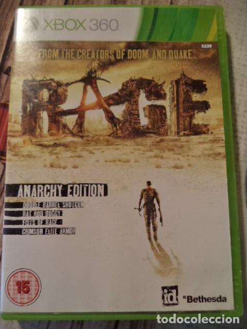 RAGE (Juguetes - Videojuegos y Consolas - Microsoft - Xbox 360)