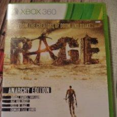 Videojuegos y Consolas: RAGE. Lote 181491640