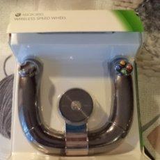 Videojuegos y Consolas: VOLANTE XBOX 360 NUEVO. Lote 181588696