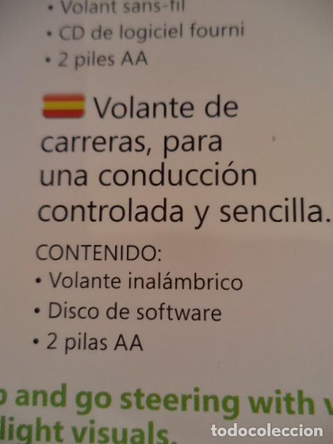 Videojuegos y Consolas: VOLANTE XBOX 360 NUEVO - Foto 4 - 181588696
