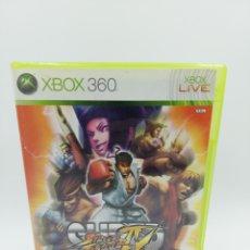 Videojuegos y Consolas: SUPER STREET FIGHTER 4 XBOX 360 . Lote 182986778