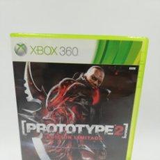 Videojuegos y Consolas: PROTOTYPE 2 EDICION LIMITADA XBOX 360. Lote 182988037