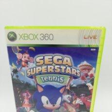 Videojuegos y Consolas: SEGA SUPERSTARS TENNIS XBOX 360. Lote 182992466