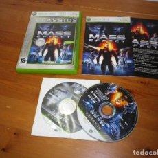 Videojuegos y Consolas: XBOX360 JUEGO MASS EFFECT PAL ESPAÑA. Lote 183062110