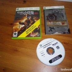Videojuegos y Consolas: XBOX360 JUEGO GEARS OF WAR 2 VERSIÓN BUNDLE. Lote 183062168