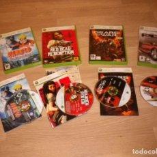 Videojuegos y Consolas: PACK DE JUEGOS XBOX360. Lote 183062283