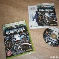 Videojuegos y Consolas: XBOX360 JUEGO DEAD RISING PAL. Lote 183062686