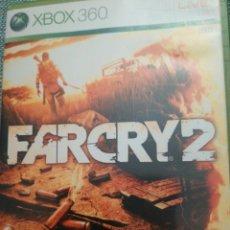 Videojuegos y Consolas: JUEGO FARCRY 2 PARA XBOX 360. Lote 183600117