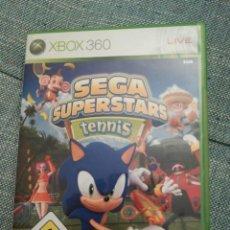 Videojuegos y Consolas: JUEGO PARA XBOX 360 SEGA SUPERSTARS TENNIS. Lote 183600930