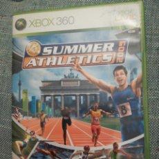 Videojuegos y Consolas: JUEGO PARA XBOX 360 SUMMER ATHLETICS 2009. Lote 183601158