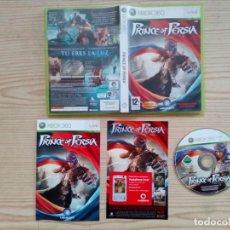 Videojuegos y Consolas: JUEGO XBOX 360 - PRINCE OF PERSIA. Lote 183679106