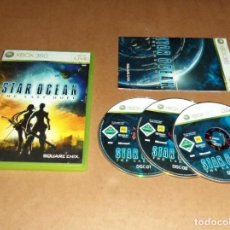 Videojuegos y Consolas: STAR OCEAN : THE LAST HOPE PARA MICROSOFT XBOX 360, PAL. Lote 185671703