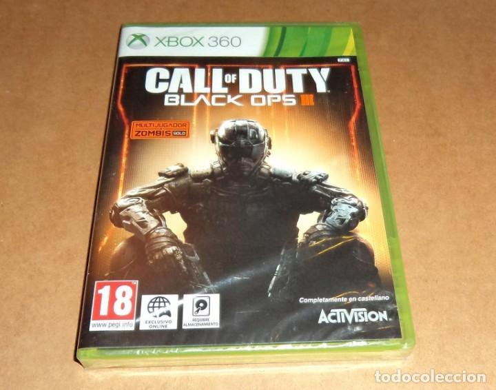 Call Of Duty Black Ops Iii Para Xbox 360 A E Buy Video Games