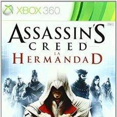 Videojuegos y Consolas: ASSASSIN´S CREED. LA HERMANDAD . Lote 185778037