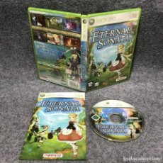 Videojuegos y Consolas: ETERNAL SONATA MICROSOFT XBOX 360. Lote 185915091