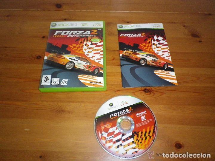 XBOX360 JUEGO FORZA 2 MOTORSPORT VERSIÓN ESPAÑOLA (Juguetes - Videojuegos y Consolas - Microsoft - Xbox 360)