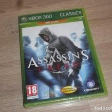 Videojuegos y Consolas: XBOX360 JUEGO ASSASSIN'S CREED CLASSICS NUEVO VERSIÓN ESPAÑOLA. Lote 186422492
