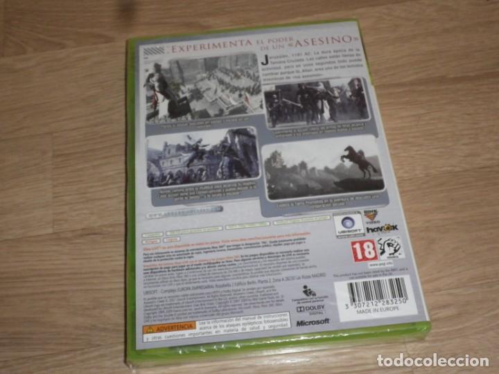 Videojuegos y Consolas: XBOX360 JUEGO ASSASSIN'S CREED CLASSICS NUEVO VERSIÓN ESPAÑOLA - Foto 2 - 186422492