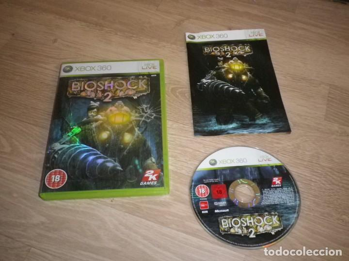 XBOX360 JUEGO BIOSHOCK 2 PAL UK (JUEGO EN CASTELLANO) (Juguetes - Videojuegos y Consolas - Microsoft - Xbox 360)