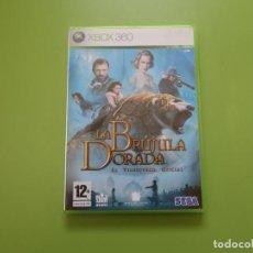 Videojuegos y Consolas: LA BRÚJULA DORADA XBOX 360. Lote 187185111