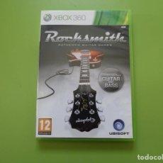 Videojuegos y Consolas: ROCKSMITH XBOX 360. Lote 187188197
