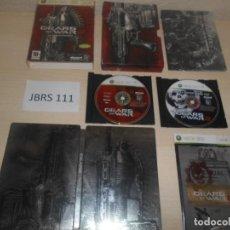 Videojuegos y Consolas: XBOX360 - GEARS OF WAR 2 COLECIONISTA , PAL ESPAÑOL , COMPLETO. Lote 187527682