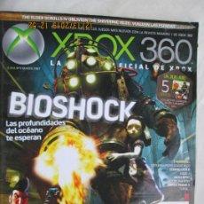 Videojuegos y Consolas: REVISTA XBOX Nº 4 - MARZO 2007 - SIN DVD. . Lote 188668263