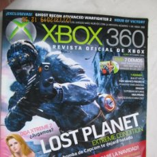 Videojuegos y Consolas: REVISTA XBOX 360 Nº 2 - ENERO 2006 - SIN DVD. . Lote 188669393