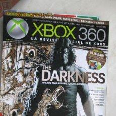 Videojuegos y Consolas: REVISTA XBOX 360 Nº 3 - FEBRERO 2007 - SIN DVD. . Lote 188670193