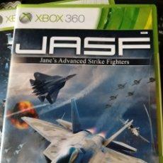 Videojuegos y Consolas: JUEGO JASF JANE'S ADVANCED STRIKE FIGHTER PARA MICROSOFT XBOX 360. Lote 189309822