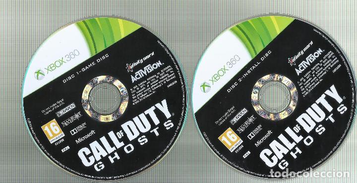 Videojuegos y Consolas: Call of Duty: Ghosts (Caratula en ingles, juego en castellano) - Foto 3 - 189430520