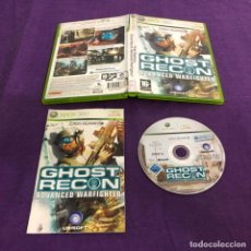 Videojuegos y Consolas: JUEGO TOM CLANCY´S GHOST RECON ADVANCED WARFIGHTER MICROSOFT XBOX 360. Lote 189688910