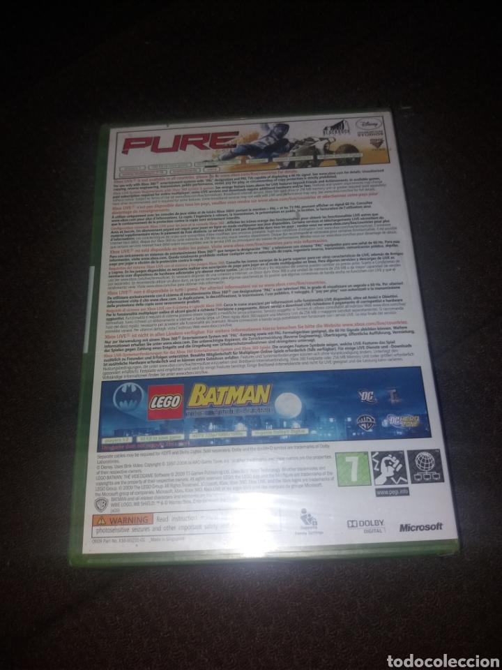 Videojuegos y Consolas: PURE/ LEGO BATMAN NUEVO A ESTRENAR SIN ABRIR - Foto 2 - 190067106